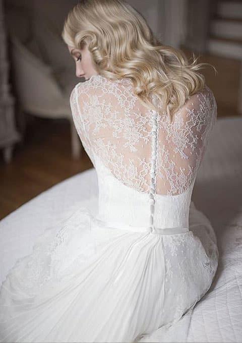 Robe de mariée élégante - modèle Les exclusives