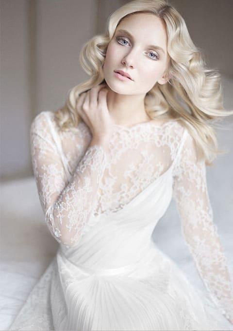Robe de mariée couture - modèle Les exclusives