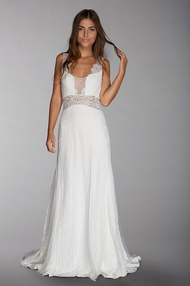 Robe de mariée - modèle Courtney