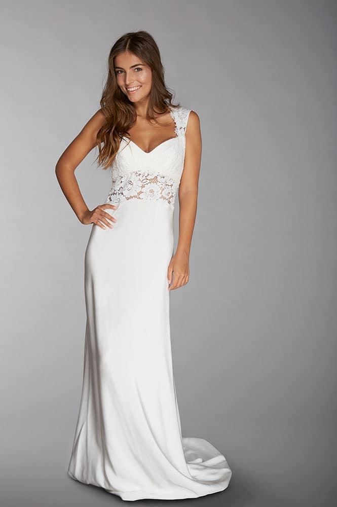 Robe de mariée sur mesure - modèle Vicky