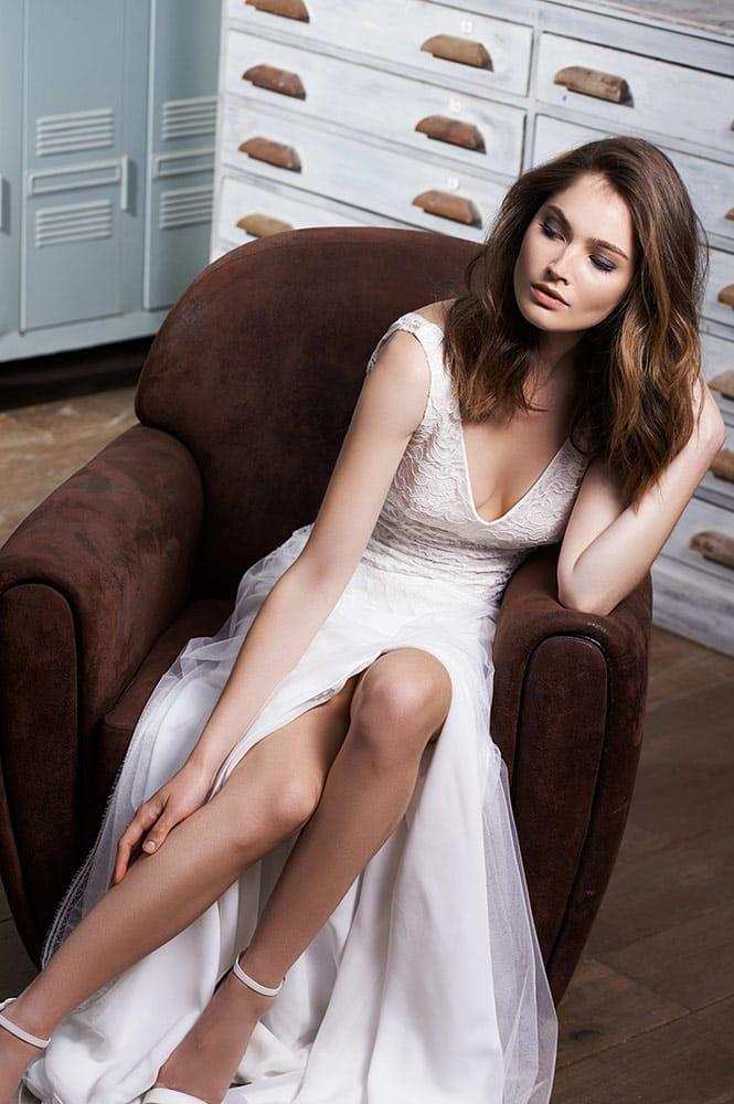 Robe de mariée sexy - modèle Petra