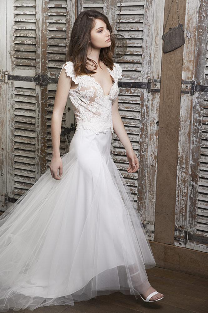 Robe de mariée glamour - modèleRio