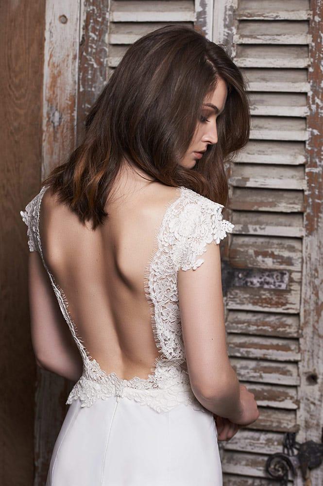 Robe de mariée couture - modèleRio