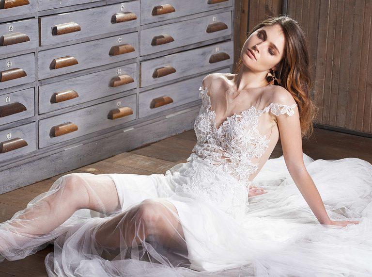 Robe de mariée - modèle Santiago
