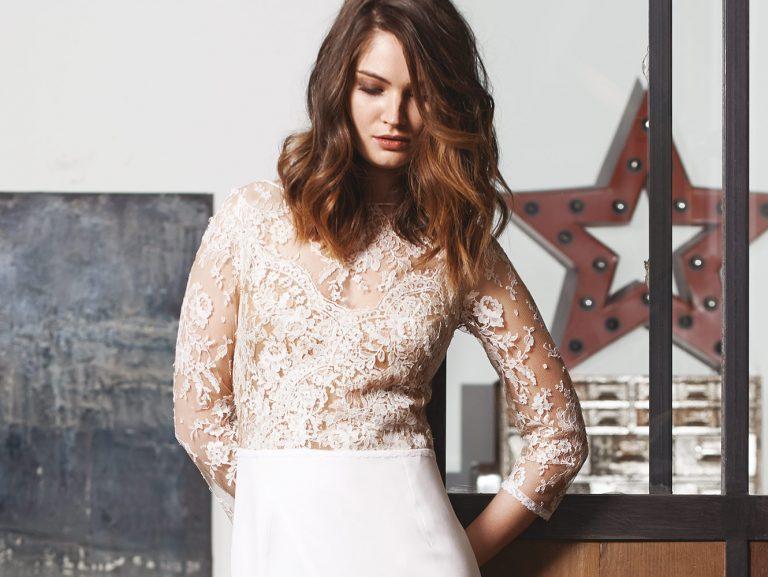 Robe de mariée - modèle Séville