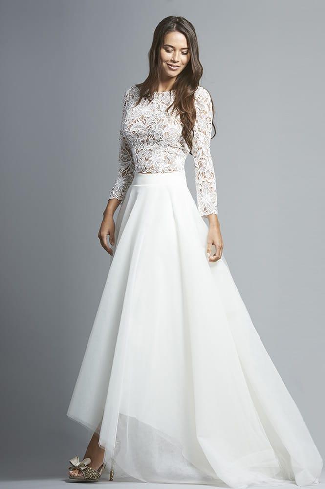 Robe de mariée sur mesure - modèle Broadway
