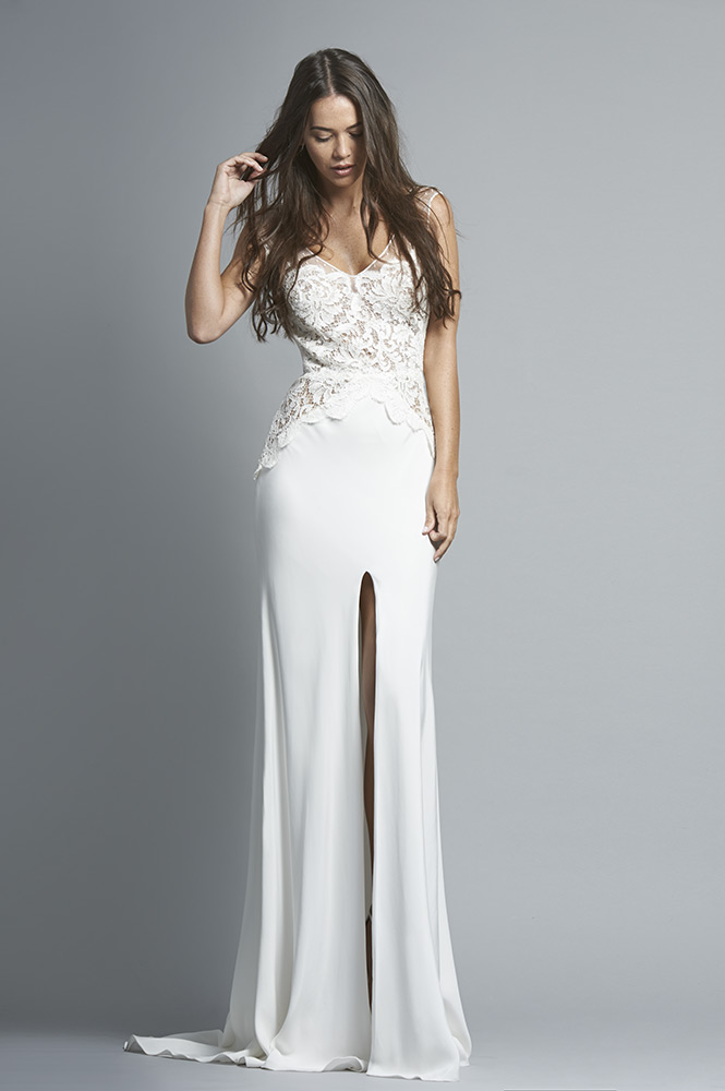Robe de mariée sur mesure - modèle Fes