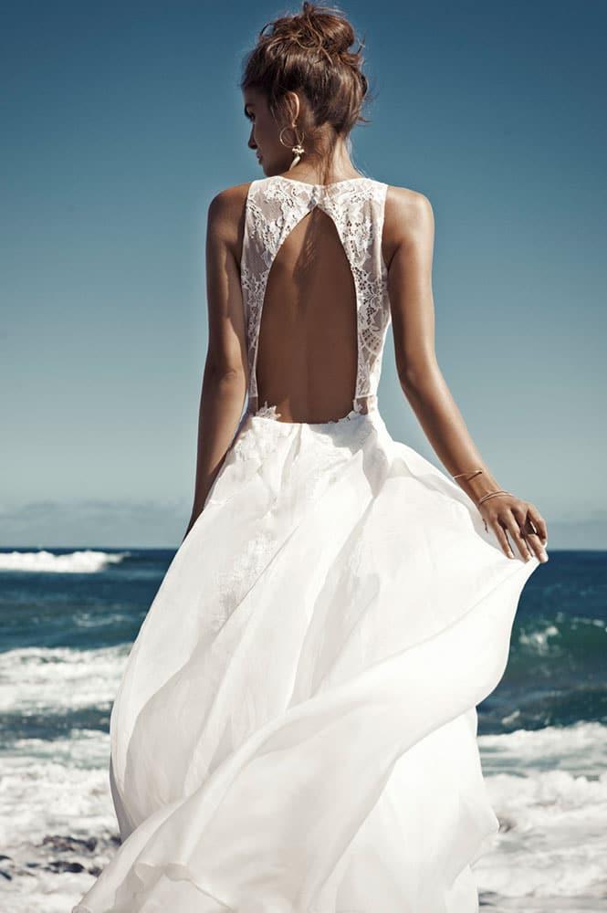 Robe de mariée - modèle Maïdo