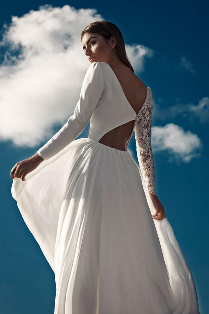 Robe de mariée - modèle Marla