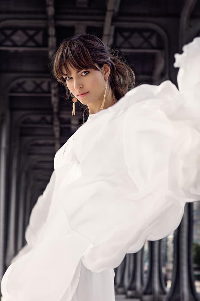 Robe de mariée made in France - Modèle Marceau